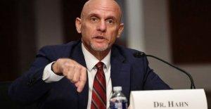 La FDA jefe se niega a volver Triunfo de la vacuna de la predicción