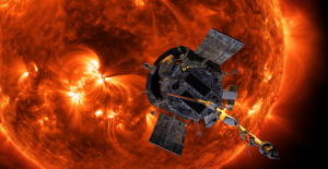 La NASA Parker Solar Sonda fijada para el cierre de sobrevuelo de Venus