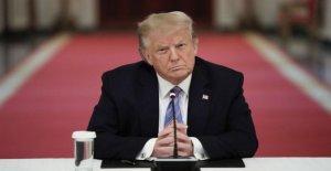 La Nota: Triste de los puestos de votación Trump, el regreso de los esfuerzos de