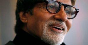 La estrella de Bollywood Amitabh Bachchan Covid positiva
