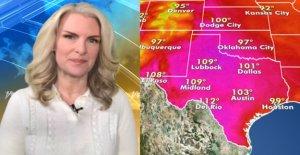 La intensa ola de calor que persiste durante decenas de millones de personas, el clima severo posible a través de la Central de EE.UU.