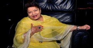 La mujer detrás de Bollywood más grande de los números de baile muere