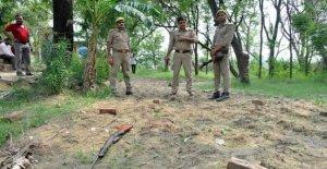 La policía india matar a la parte superior de la delincuencia sospechoso en la muerte de 8 oficiales
