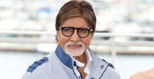 La superestrella de Bollywood Amitabh Bachchan, de la familia positivo en la prueba de coronavirus
