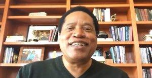 Larry Elder: Negro compatibilidad para Trump podría doble de lo que fue en el año 2016