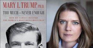 Las reglas del juez María Trump puede publicar...
