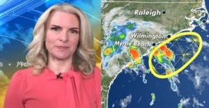Las tormentas severas de destino de las Llanuras del Norte como crítico de peligro de incendio perdura en el Oeste