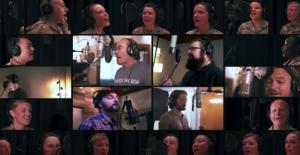 Lee Greenwood colabora con NOSOTROS la Fuerza Aérea de los cantantes y la Casa Libre para la nueva versión de 'Dios Bendiga a los estados UNIDOS'