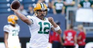 Los Packers' Aaron Rodgers se pregunta si habrá una 2020 temporada