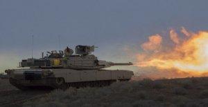 Los futuros vehículos blindados va a encontrar y destruir varios objetivos en cuestión de segundos