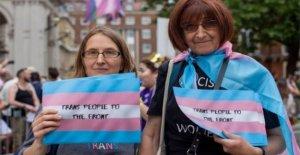 Los ministros de 'raro' a la espalda de los principales de la reforma a la ley de trans
