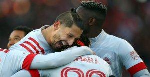 MLS aplaza el partido después de 'sin confirmar positivas a la prueba de coronavirus