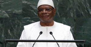 Malí líder promesas de la corte de los cambios en la oferta para reprimir las protestas