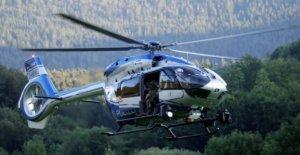 Manhunt para pistolero que desarmó a cuatro de la policía alemana