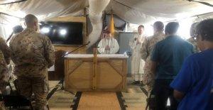 Marina actualizaciones coronavirus política para permitir la asistencia a la iglesia, 'gran victoria' para los defensores de la libertad religiosa