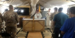 Marina actualizaciones de la orden después de que la libertad religiosa se queja de la firma de la ley, los capellanes