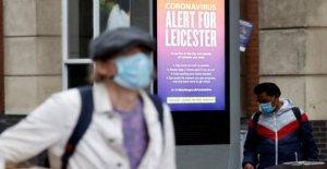 Más de 100 brotes de virus se ha centrado en una semana