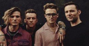McFly firmar el primer contrato de grabación de 10 años