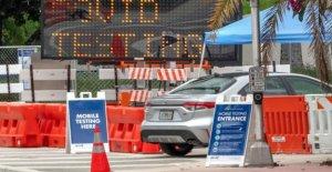 Miami el hombre teme a las partes celebrada en la casa del vecino están ayudando a la propagación del coronavirus
