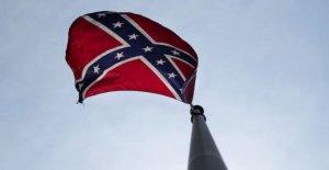 Militar de los estados UNIDOS servicios acuerden por unanimidad recomendar la restricción de bandera Confederada se muestra en las bases: fuentes