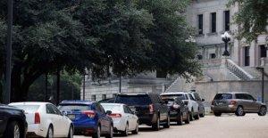 Mississippi legislatura estatal cerrado para 2 semanas como docenas de legisladores del contrato coronavirus