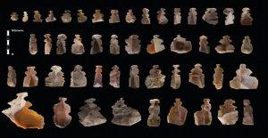 Misteriosas reliquias de la prehistoria de culto que se desentierran a sus muertos descubierto