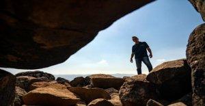 Misterioso arte rupestre descubierto en las tumbas megalíticas en Israel