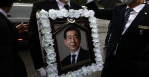 Muertos de Seúl alcalde acusado de cuatro años de acoso