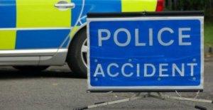 Mujer asesinada en dos accidente de coche en Coalisland