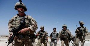 NOS cierra 5 bases militares en Afganistán como parte de los Talibanes acuerdo de paz