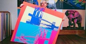 NOS los objetivos de Monet y Warhol obras de arte en 1MDB caso