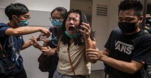 NOS pasa HK sanciones mundo condena la nueva ley