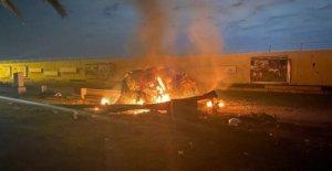 NOSOTROS huelga en Soleimani era ilegal - de expertos de la ONU