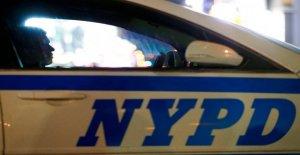 NYPD parte superior de la cop clavijas repunte en los últimos violencia a Rikers los presos liberados