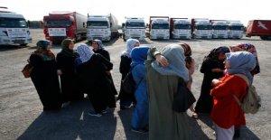 Naciones unidas Consejo de Seguridad adopta la resolución que autorizaba transfronterizos de ayuda a Siria, después de que la oposición de rusia