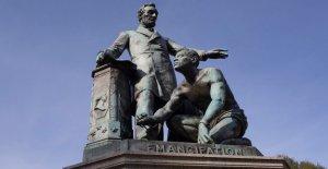 Negro conservadores kick off de la campaña para salvar a la Emancipación Memorial
