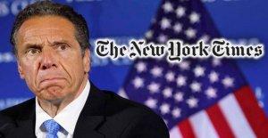 New York Times acusó de ir suave en Cuomo sobre NY hogar de ancianos de la controversia