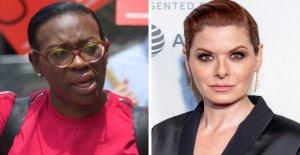 Nina Turner ráfagas de Debra Messing para decir Kanye West 2020 oferta iba a tomar los votantes Negros de Biden'