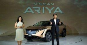 Nissan caras de Tesla en China del mercado de coches eléctricos