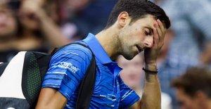 Novak Djokovic se acusa a los críticos de la 'caza de brujas' siguiente error torneo de tenis: 'Alguien tiene que tomar la caída