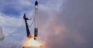 Nueva Zelanda Cohete de Laboratorio de la misión perdido en vuelo