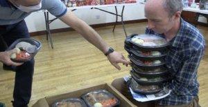 Nuevos retos para el bloqueo de entrega de comida de grupo