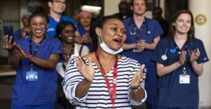 PM a unirse a nivel nacional aplausos para el NHS aniversario
