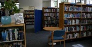 Plan piloto para comenzar la reapertura NI bibliotecas