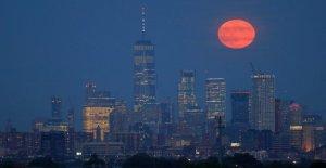 Prepárese para el 4 de julio de buck luna, eclipse de luna parcial: la NASA mejores consejos para el mes de julio skywatchers