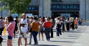 Primark dice que no a £30m trabajo de retención de pago