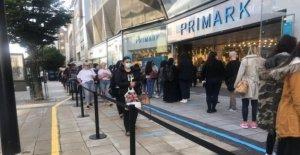 Primark prensas adelante con nuevas aperturas de tiendas