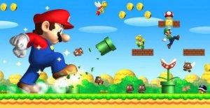 Rara Super Mario se convierte en la más alta-venta de videojuegos