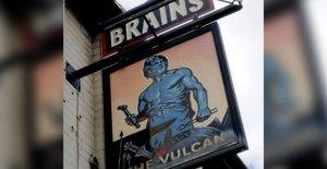 Reconstruido pub memorias y misterios al descubierto