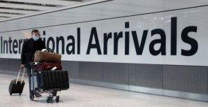Reglamentos de cuarentena final de decenas de destinos